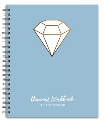 Summer 2018 Diamond Workbook (July - September)